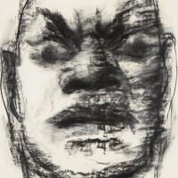229. yan pei-ming   buddha's warrior n.d.-2