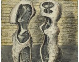 3. Henry Moore, O.M., C.H.