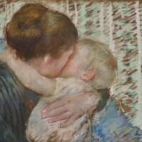 11. mary cassatt | a goodnight hug