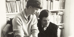 The Extraordinary Love of Sylvia Plath and Ted Hughes