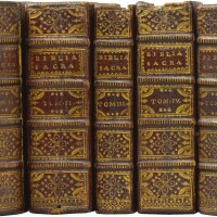 42. bible in latin [plantin pocket edition]