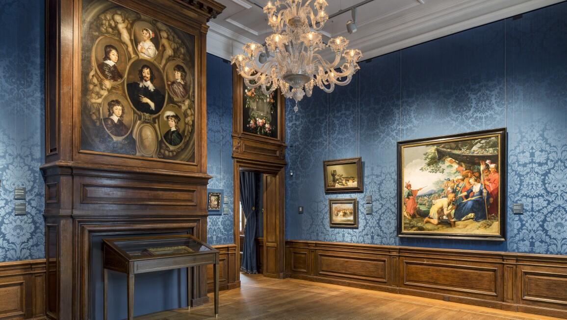Interior View, Mauritshuis