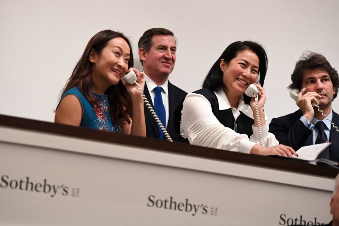 Sotheby's Impressionist Art Evening Sale
