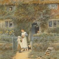 54. Helen Allingham, R.W.S.