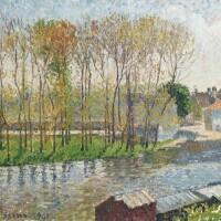39. Camille Pissarro