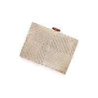 43. two-color gold, platinum and gem-set evening bag, trabert & hoeffer - mauboussin