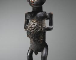5. statuette, bembe, république du congo