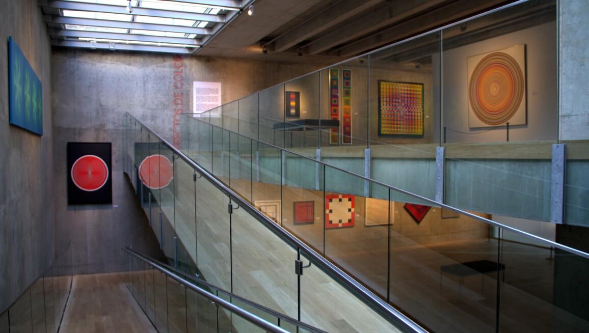 Interior View, Museo de Arte Contemporaneo de Buenos Aires