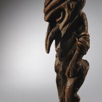 1. statue, sepik, papouasie-nouvelle-guinée
