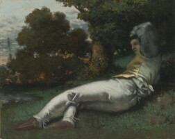 2. Gustave Courbet