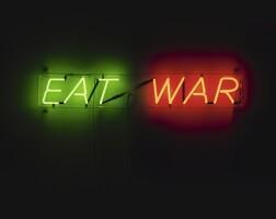 9. 布魯斯·瑙曼 | 《eat war》