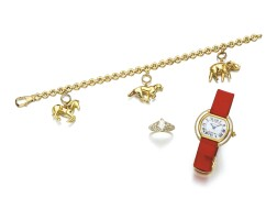 113. collection of jewellery, cartier