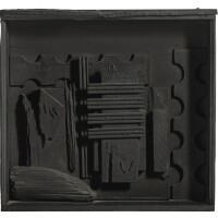 34. Louise Nevelson