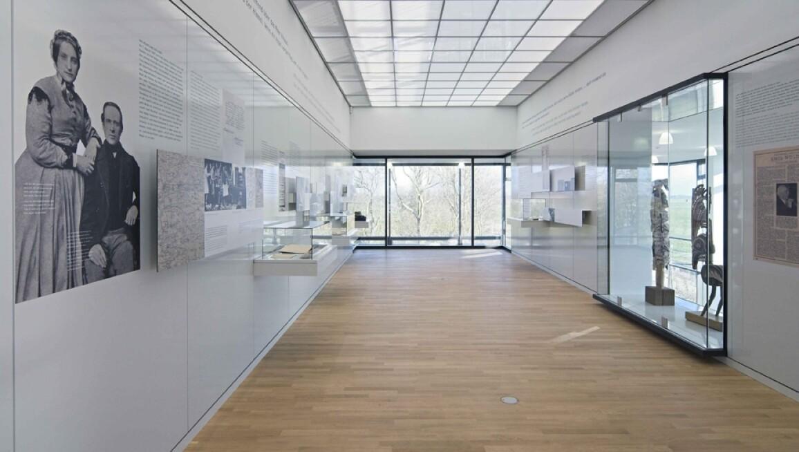 Interior View, Nolde Stiftung Seebüll