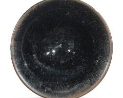 134. a small 'jian' black-glazed bowl song dynasty