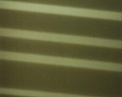 13. walead beshty | transparency (negative) [kodak portra-400nc em. no. 2031: april 25-27, 2010 lax/jfk bos/sfo sfo/lax]
