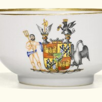 229. a chinese export famille-rose bowl qing dynasty, 19th century