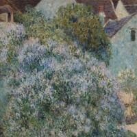 28. 阿爾弗雷德·希斯里 | 《我花園裡的丁香花》