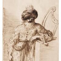 47. Giovanni Francesco Barbieri, called Il Guercino