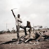 242. pieter hugo | alhaji hassan with ajasco, ogere-remo, nigeria