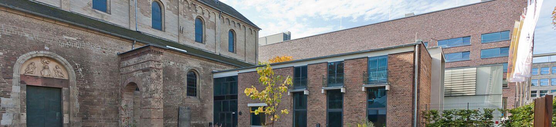 Exterior view of Museum Schnütgen.