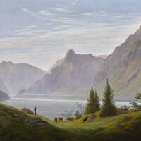 8. Caspar David Friedrich