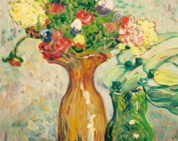 436. louis valtat | deux bouquets