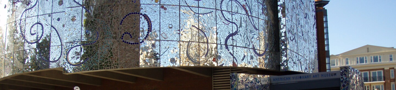 Exterior view of American Visionary Art Museum.