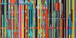 Liu Wei | Truth Dimension No. 10