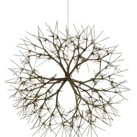 8. ruth asawa | untitled (s.371, hanging tied-wire, closed-center, multi-branched form based on nature)