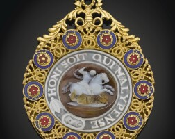 24. great britain, the most noble order of the garter |