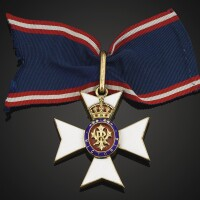 74. great britain, the royal victorian order  