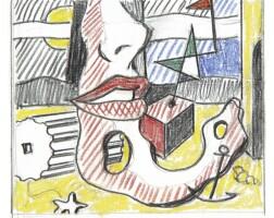 122. Roy Lichtenstein