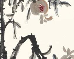 1243. Qi Baishi
