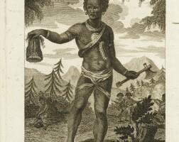 1. anburey. journal d'un voyage. paris, 1793. 2 vol. in-8. reliure de l'époque.