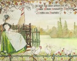 3. charles spindler1865 - 1938 | la tisseuseandmax et louis