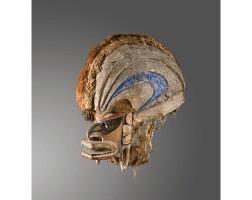 14. masque-heaume, nord de la nouvelle-irlande