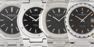 Luxury Sports Watches – Four Icons That Defined a Genre