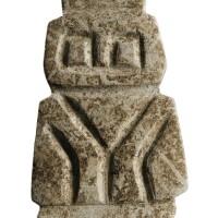 4. statuette aviforme en pierreculture valdivia3000-2000 av. j.-c. |