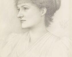 16. Sir Edward Coley Burne-Jones, Bt., A.R.A., R.W.S.