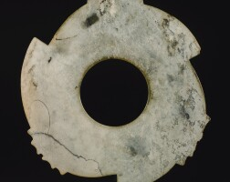 67. 新石器時代末至商 大玉璿璣