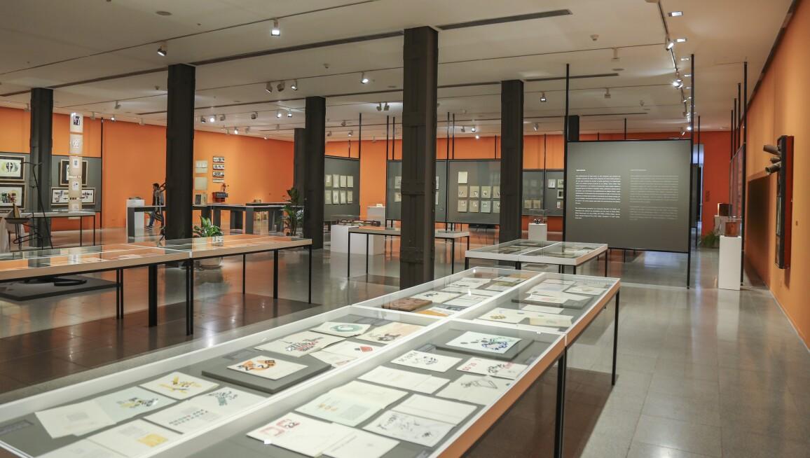 MAMBA, gallery view