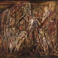 29. 瑪麗亞・艾蓮娜・維埃拉・達・席爾瓦 | 《燃燒 ii》或《火焰》