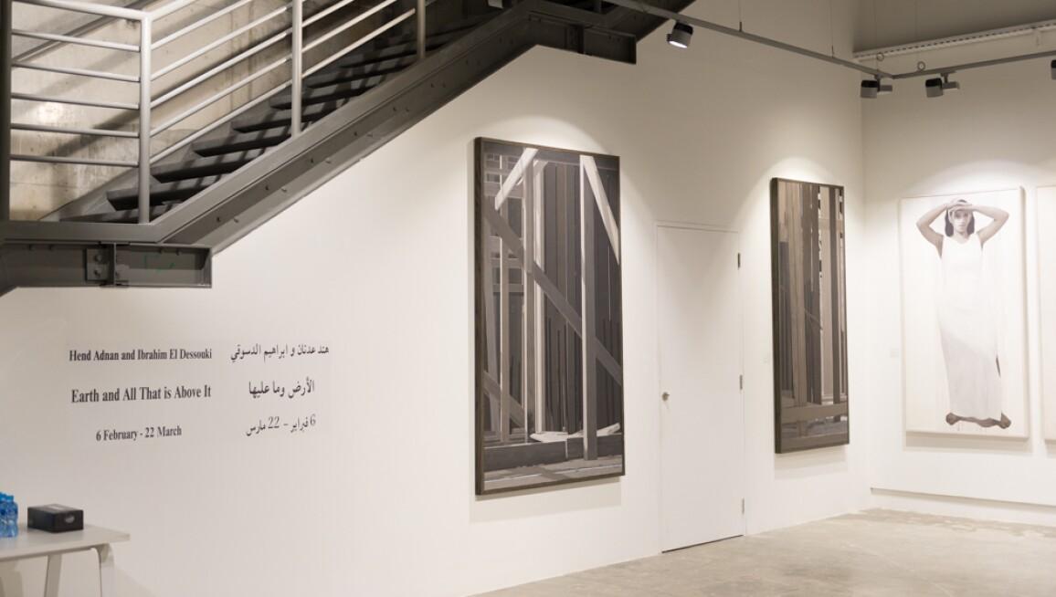 Al Markhiya Gallery, Interior