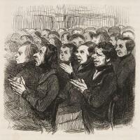 10. Honoré Daumier