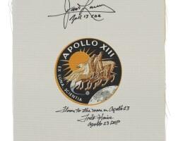 142. flown to the moon on apollo 13