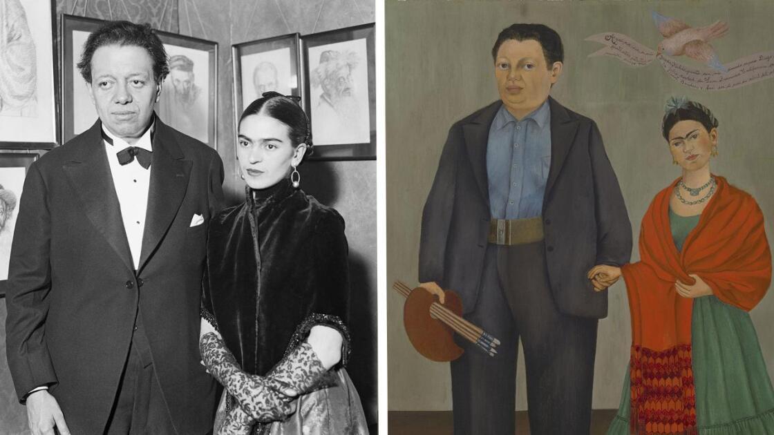 Frida Kahlo Artwork Frida Kahlo Diego Rivera Paintings