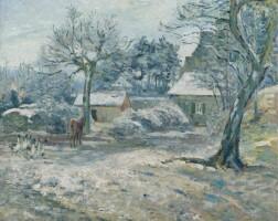 12. Camille Pissarro