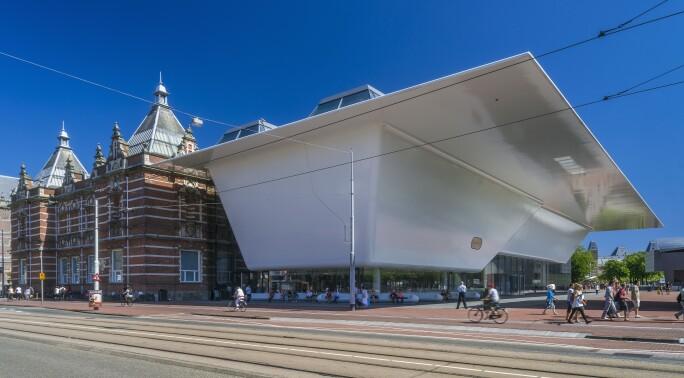 Stedelijk Museum, Amsterdam Netherlands