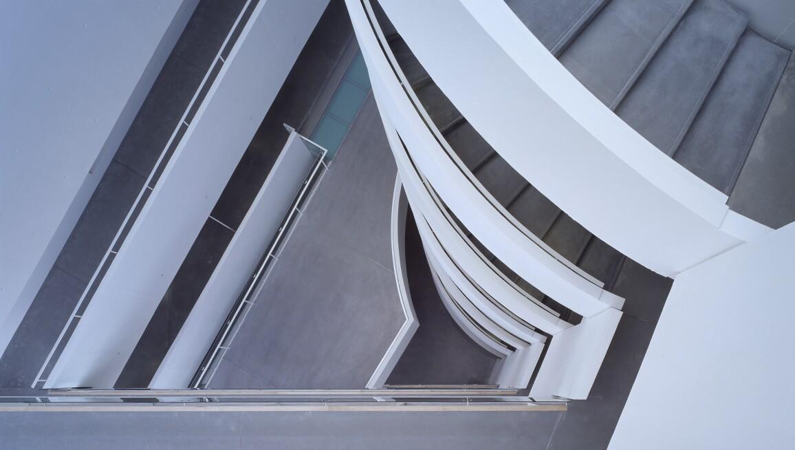 Interior View, ARos Aarhus Kunstmuseum